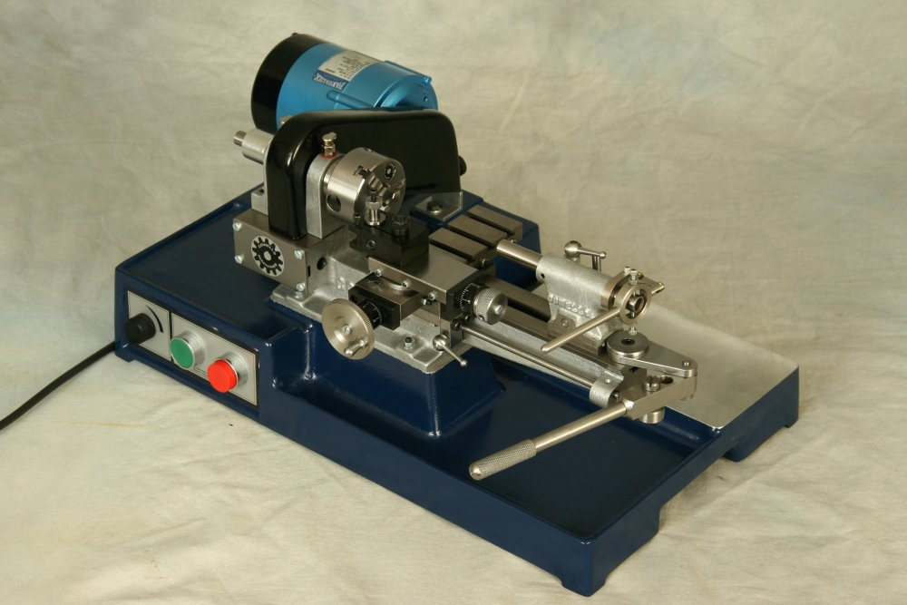 90CW clock and watch makers lathe